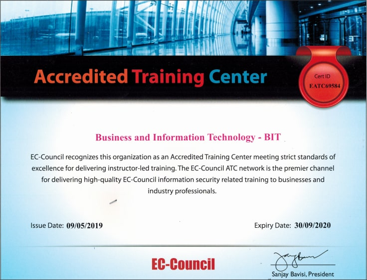 Business and Information Technology